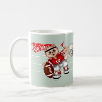 FOOTBALL CAT 3 Details Classic Mug 11 onz