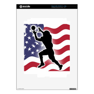 Football - Catch&Score Decal For iPad 2