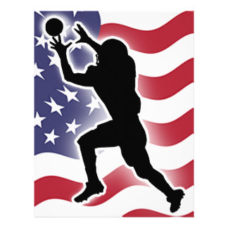 Football - Catch&Score Letterhead