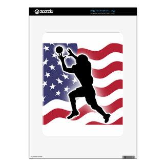 Football - Catch&Score Skin For iPad