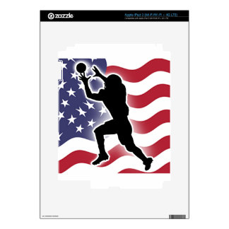 Football - Catch&Score Skin For iPad 3