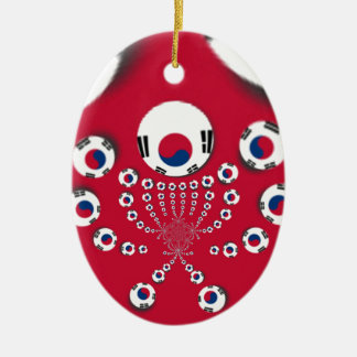 Football. Ceramic Ornament