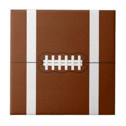 Football Ceramic Tile