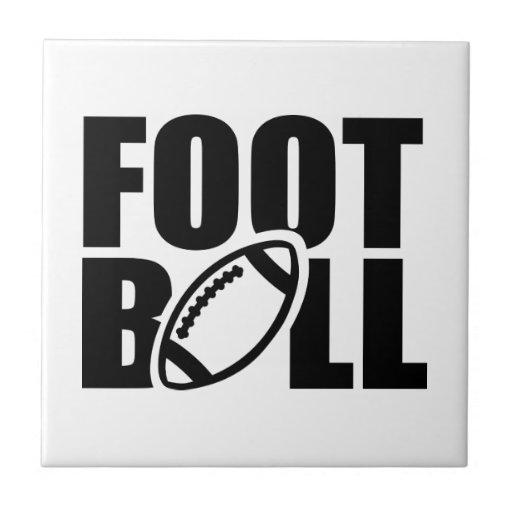 Football Ceramic Tiles