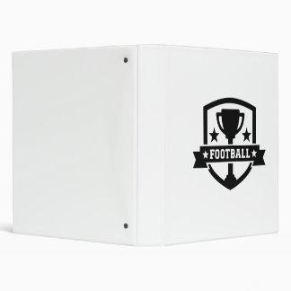 Football champion binder