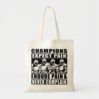 Football Champions Budget Tote Bag