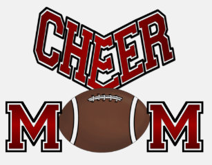 01d889eb4279 Cheer Mom T-Shirts - T-Shirt Design & Printing | Zazzle