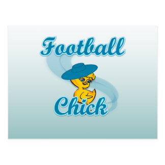 Football  Chick #3 Postcard