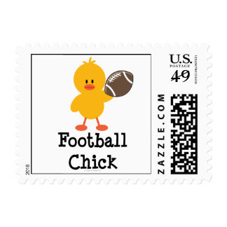 Football Chick Stamps