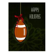 football Christmas Cards