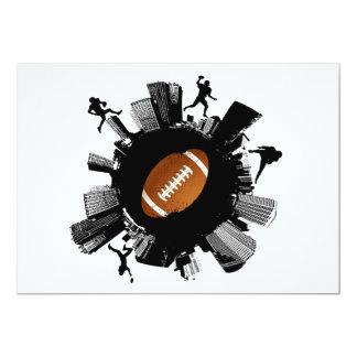 Football City Card