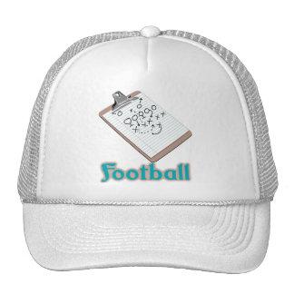 Football Clip Board Hats