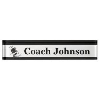 Football Coach | DIY Name Nameplate