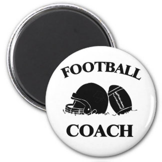 Football Coach Fridge Magnet