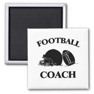 Football Coach Magnets