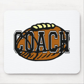 Football Coach T-shirts and Gifts. Mouse Pad