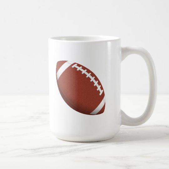 Football! Coffee Mug