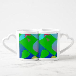Football Coffee Mug Set