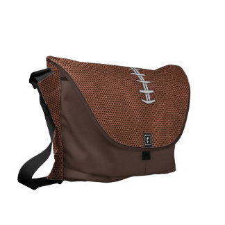 Football Courier Bag