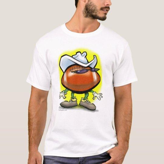 Football Cowboy T-Shirt