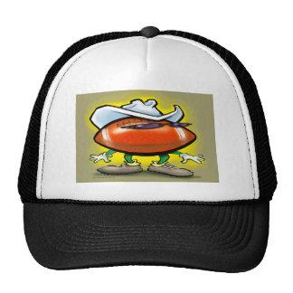 Football Cowboy Trucker Hat