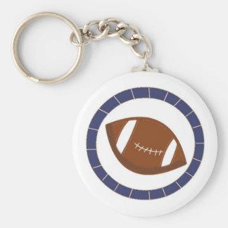 Football Craze Keychain