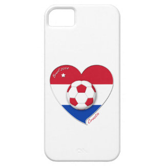 "Football ""CROATIA"" Soccer Team Soccer the Croatia  iPhone SE/5/5s Case"