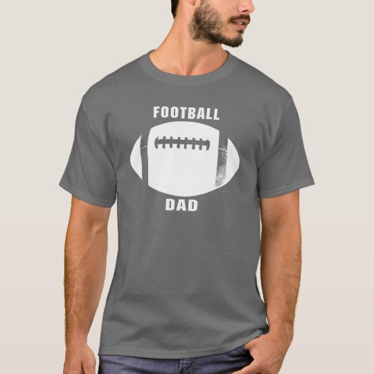 Football Dad by Mudge Studios T-Shirt