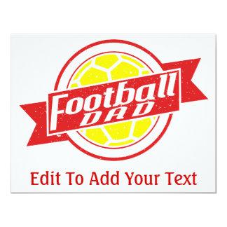 Football Dad Card