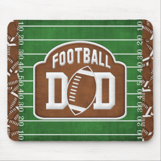 Football Dad Mouse Pad