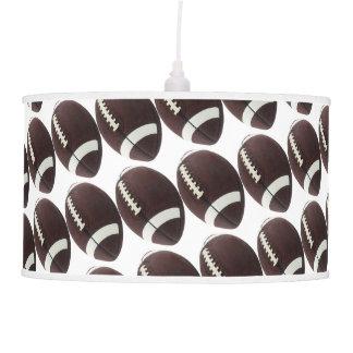 Football Decor Man Cave Modern Pendant Lamp