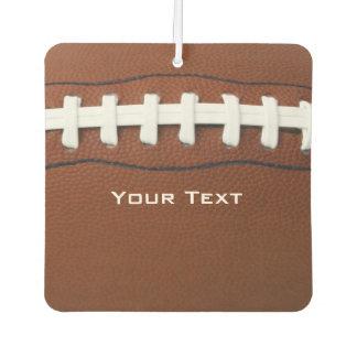 Football Design Air Freshener