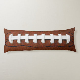 Football Design Body Pillow