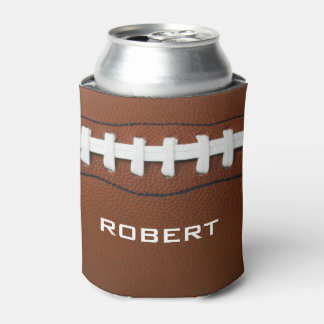 Football Design Can Cooler