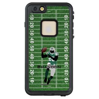 Football Design FRE iPhone Case