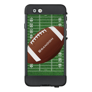 Football Design NUUD iPhone Case
