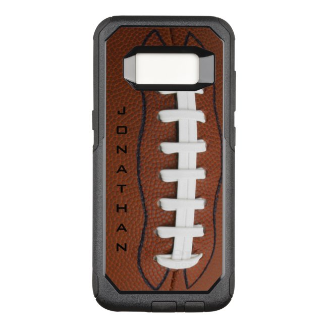Football Design Otter Box