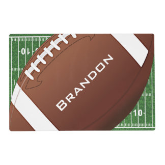 Football Design Placemat