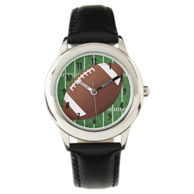 Football Design Watch