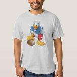 Football Donald Duck T-shirts