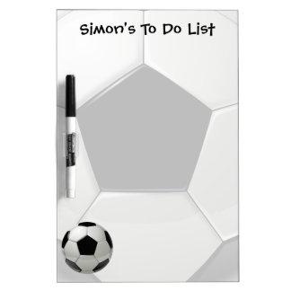 Football Dry-Erase Board