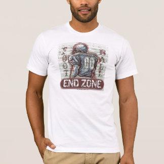 Football End Zone T-Shirt