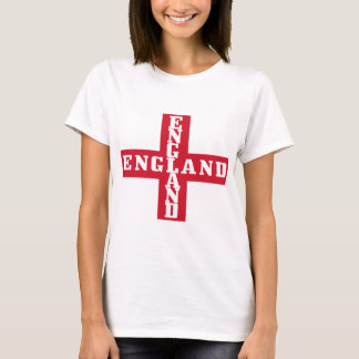 Football England St. George Cross T-Shirt
