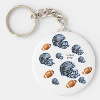 football fan lovers key chain!