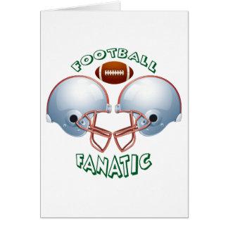 FOOTBALL FANATIC CARD