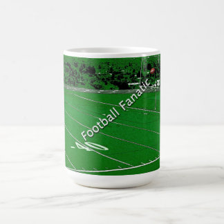 Football Fanatic Coffee Mug
