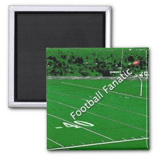 Football Fanatic Magnet