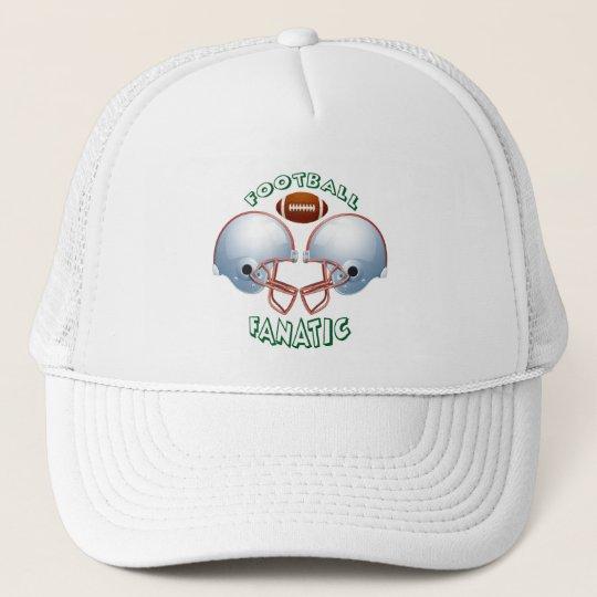 FOOTBALL FANATIC TRUCKER HAT
