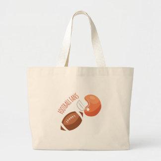 Football Fans Jumbo Tote Bag