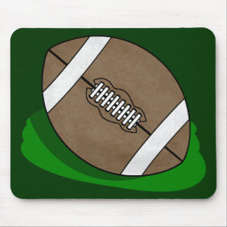 Football Fashions Mouse Pads
